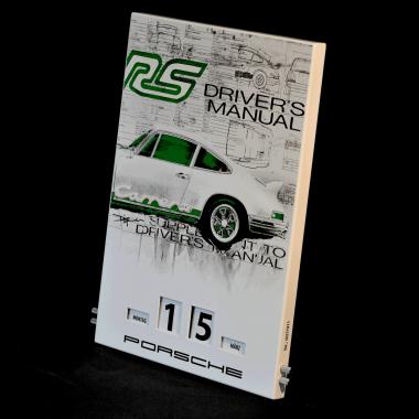 Drehkalender Porsche RS 2.7