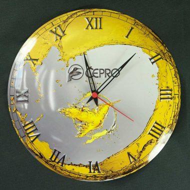 Werbeartikel Uhr 40 cm Durchmesser