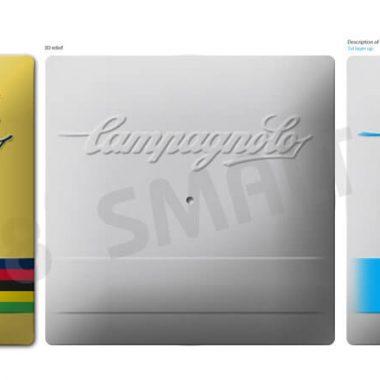Visualisierung Werbeuhr Camapgnolo